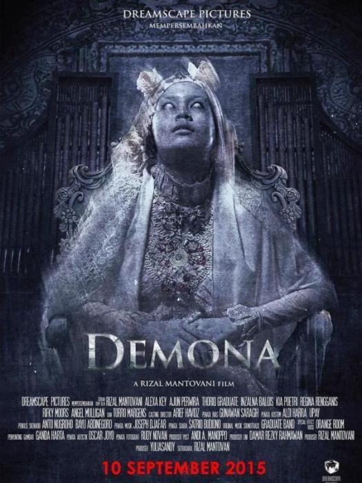 demona poster
