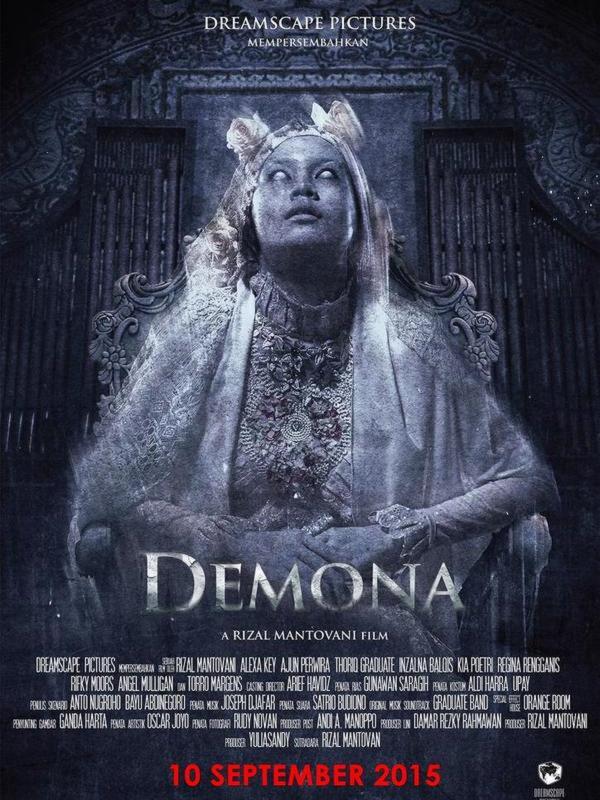 Demona [Sebuah Halu]